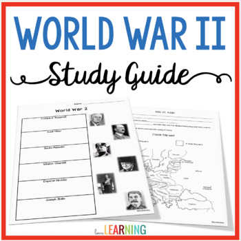 World War 2 Study Guide