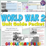 World War 2 Study Guide and Unit Packet
