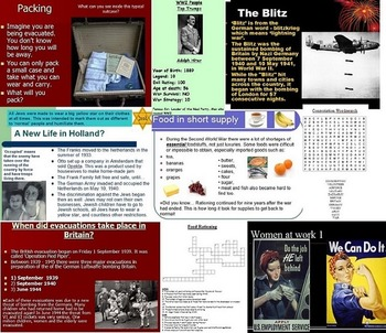 World War 2 Teaching Resources KS2 Plans and Resources