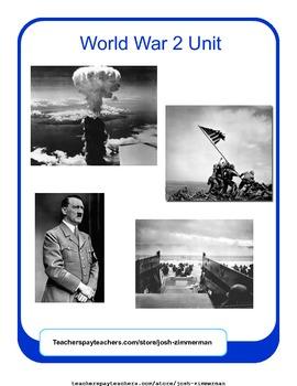 World War 2 Unit