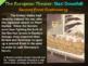 World War 2 (WWII) EUROPEAN THEATER 90-slide PPT w/ note h
