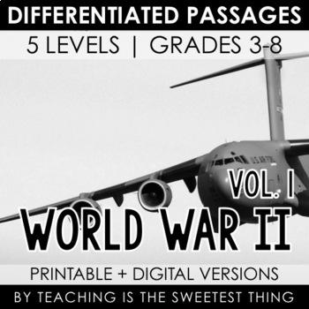 World War II Vol. 1: Passages
