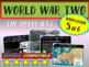 World War 2 (WWII): VISUAL, TEXTUAL, ENGAGING; 6 PPTs-in-one 290-slides in all)(