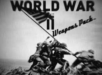 World War 2 folder project