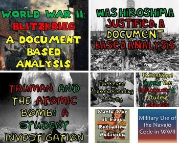 World War I & 2 Bundle