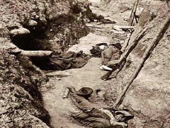 World War I 40 Slide Powerpoint --Intro to War/Anti-War Novels