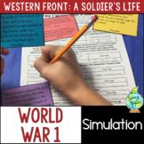 World War 1 Simulation, World War I, WW1, WWI