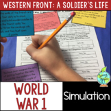 World War 1 Simulation, World War I, WW1, WWI