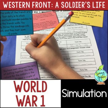 World War I: A Soldier's Life Simulation