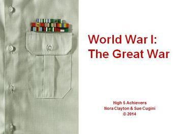 World War I An Overview