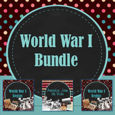 World War I PowerPoint Bundle