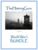 Full World War I (WW1) Unit BUNDLE