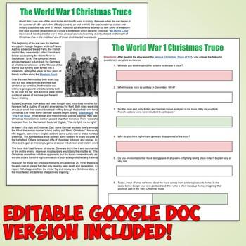 World War One Timeline | Classroom Secrets