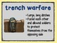 World War I Classroom Posters (WWI, WW1)