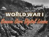 World War I Common Core Digital Lesson