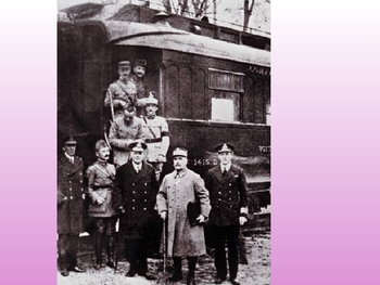 World War I: End of the War (1917-1918)