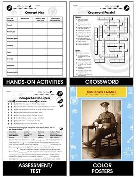 World War 1 Gr. 5-8