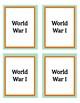 World War I Headbands Game