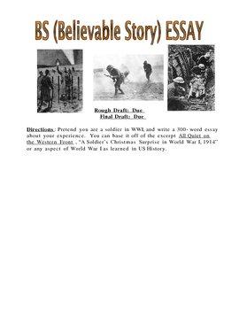 World War I Integration Package