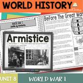 World War 1 Interactive Notebook Complete Unit