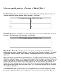 World War I Internet Study - Module Organizers