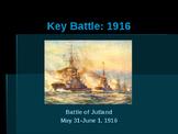 World War I - Key Naval Battles of 1916 - Battle of Jutland