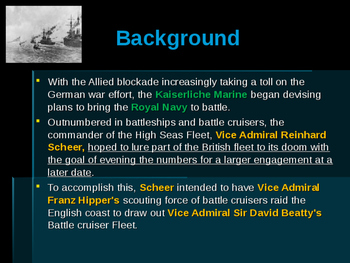 World War I - Key Naval Battles of 1916 - Battle of Jutland