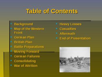 World War I - Key Battles of 1917 - Battle of Arras