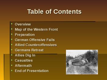 World War I - Key Battles of 1918 - Second Battle of the Marne