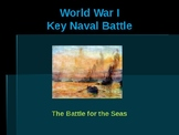 World War I - Key Naval Battles of World War I
