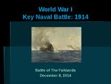World War I - Key Naval Battles - Battle of The Falklands
