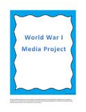 World War I Media Project