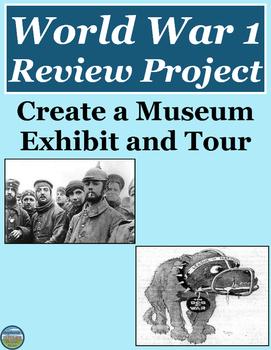 World War I Museum Cumulative Review Project