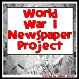 World War I Newspaper Project