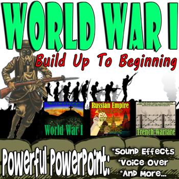 World War I - Part One