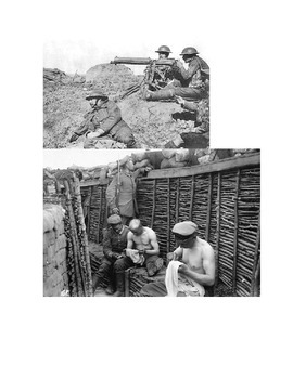 """World War I Poetry Lesson (""""Dulce Et Decorum Est"""")"""