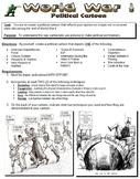 World War I Political Cartoon Assignment