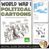 World War I Political Cartoons | Historical Inquiry for the Secondary Classroom