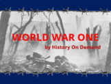 World War I PowerPoint and Guided Outline