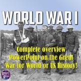 World War I Powerpoint Presentation Lesson Plan