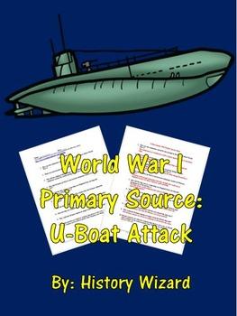 World War I Primary Source: U-Boat Attack