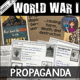 World War I Propaganda