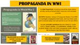 World War I Propaganda: Poster Analysis (ANZAC Focus)