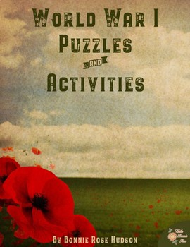 World War I: Puzzles and Activities