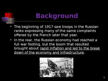 History of Russia - World War I & The Russian Revolution