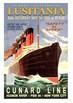 World War I - Sinking of the Lusitania Handout