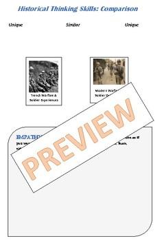 US History World War I Skill Building Workbook