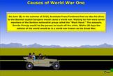 World War I Starts Updated - Bill Burton