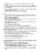 World War I Study Guide + Bonus Resource