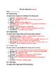 World War I Study Guide & Test